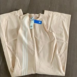 NWT Adidas jumpsuit super stylish S $100